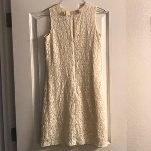 Tabitha (Anthropologie) Lace Shift Dress